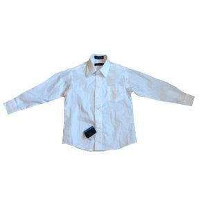 NWT Dockers Boys Button Up Shirt Size 5